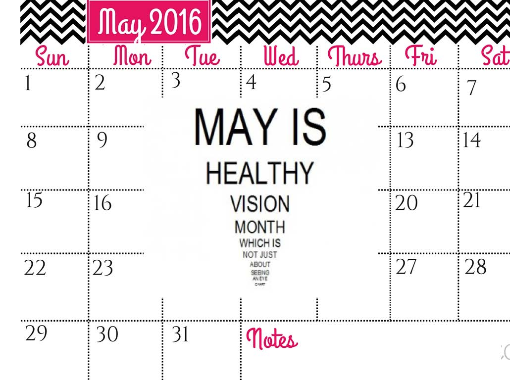 May is healthy vision month eyegotcha may is healthy vision month which is not just about seeing an eye chart nvjuhfo Image collections